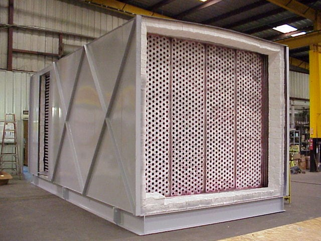 Industrial heat exchanger manufacturer