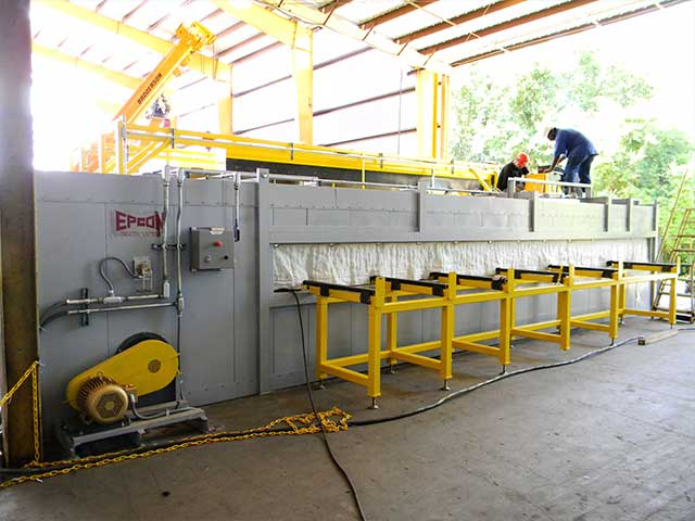 Process heating equipment