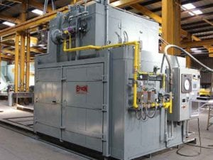 Custom industrial ovens